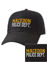 Macedon Police Dept