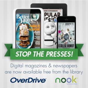 Magazines on OWWL2Go