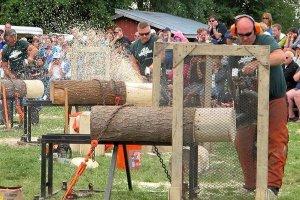 lumberjack festival