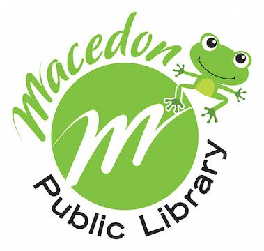 macedon public library logo