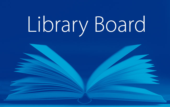 Library Board Meeting – Macedon Public Library