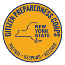 Citizen Preparedness Corps logo