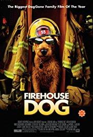 Firehouse Dog Poster
