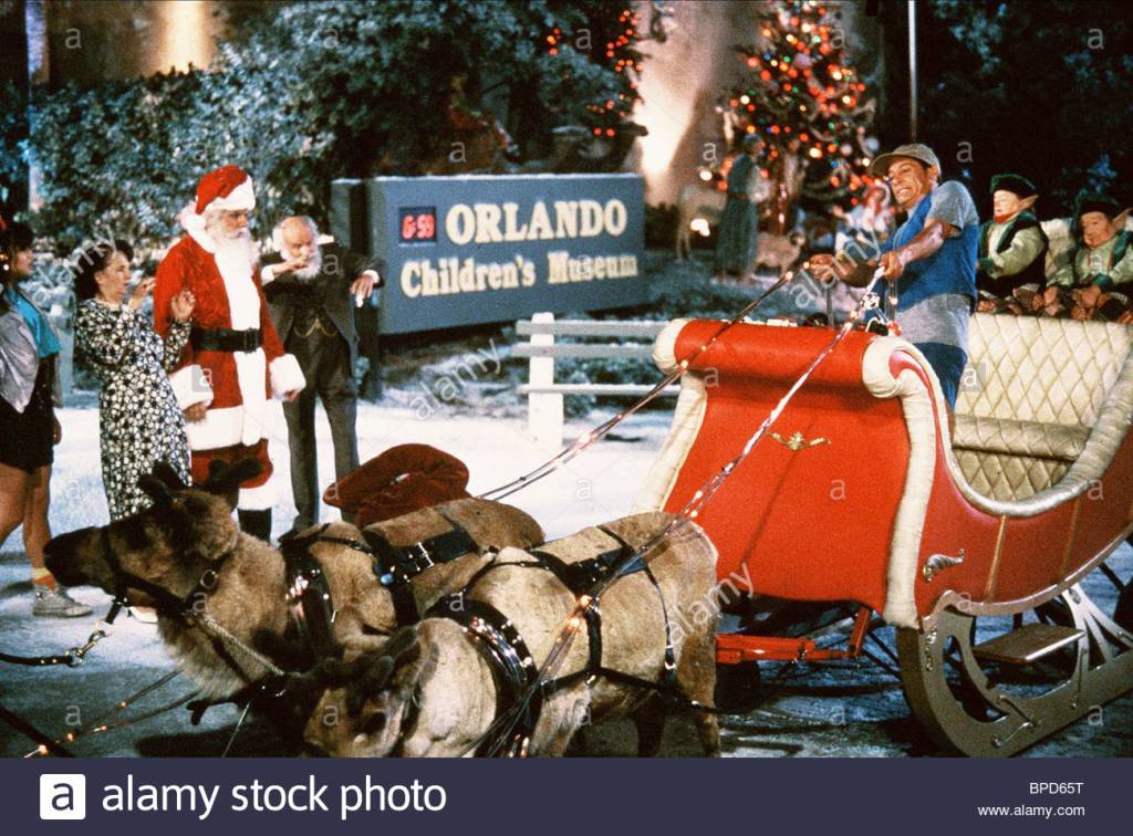 Ernest Christmas.Movie Time Ernest Saves Christmas Macedon Public Library