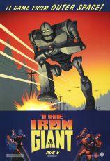 iron giant poster
