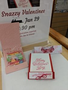 snazzy valentine
